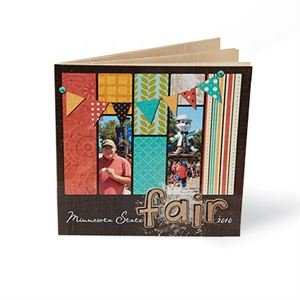 Picture of Heritage Makers Softbound Storybook Sample